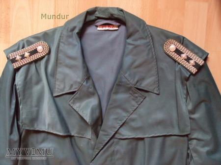 Volkspolizei - płaszcz przeciwdeszczowy
