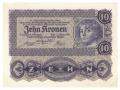 Austria - 10 koron (1922)