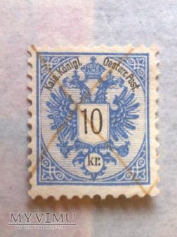 Austria 10 Krajcar austro-węgierski
