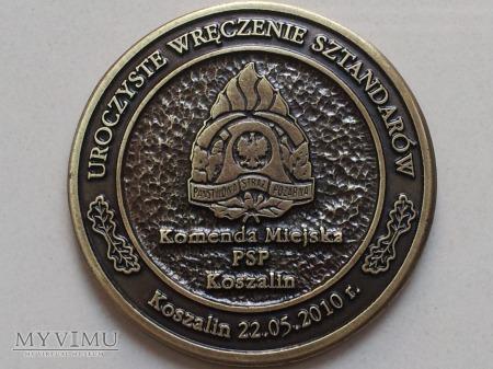 Wojewódzkie Obchody Dnia Strażaka Koszalin 2010