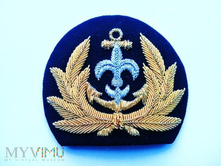Emblemat instruktora wodnego ZHP