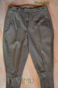 Spodnie służbowe KRWP wz.92 - bryczesy