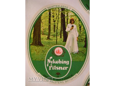 NYKØBING PILSNER NR 34