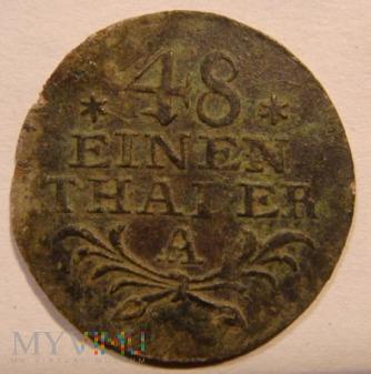 48 EINEN THALER 1765