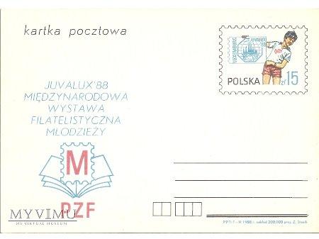 JUVALUX 1988