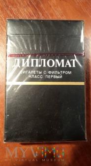 Papierosy DYPLOMAT ZSRR