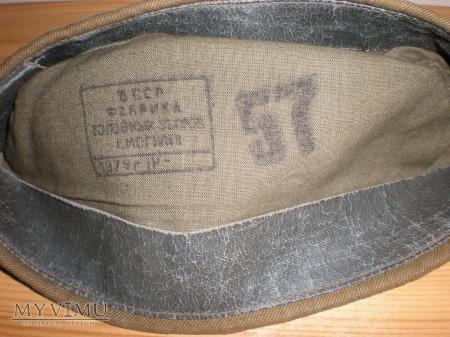 Furażerka szeregowego ZSRR