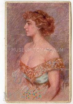 Reychan - Studyum dziewczyny - 1913
