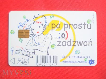 Karta chipowa 86