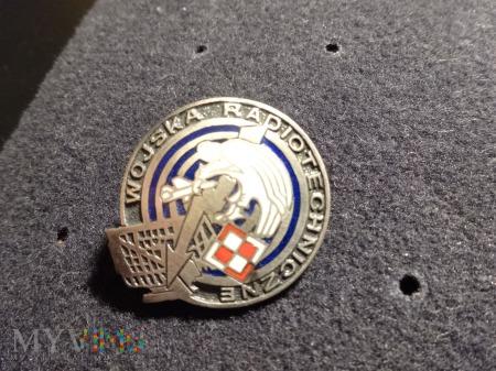 Odznaka Wojska Radiotechniczne
