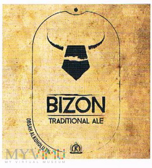 bizon traditional ale