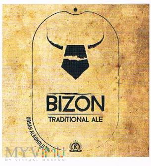 bizon traditional ale