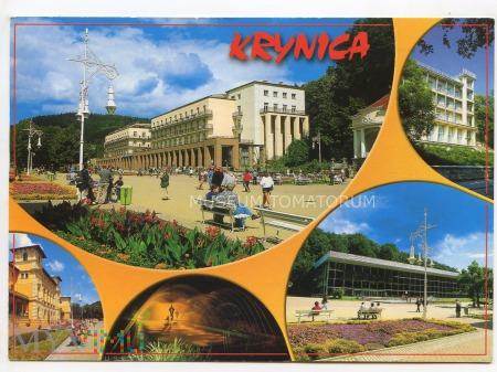 Krynica - Pozdrowienia - 2010