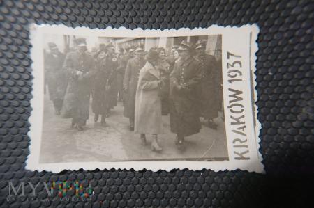 Kraków 1937r.