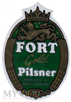 Fort Gold Pilsner