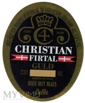 Christian Firtal Guld