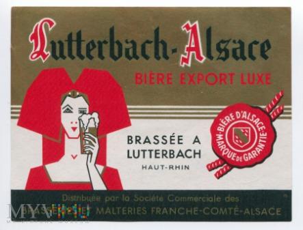 Duże zdjęcie Etykieta piwna - kobieta