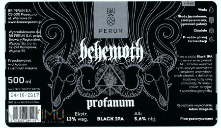 Perun, behemoth