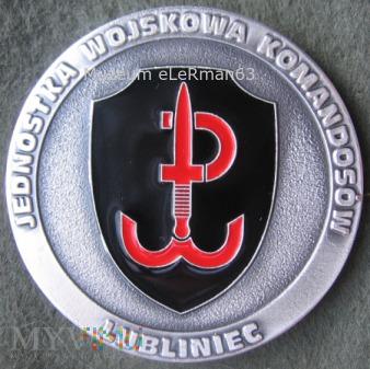 Coin ZB C Jednostki Wojskowej KOMANDOSÓW.