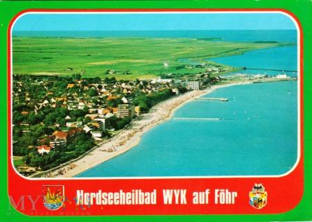 Nordseeheilbad WYK auf Föhr