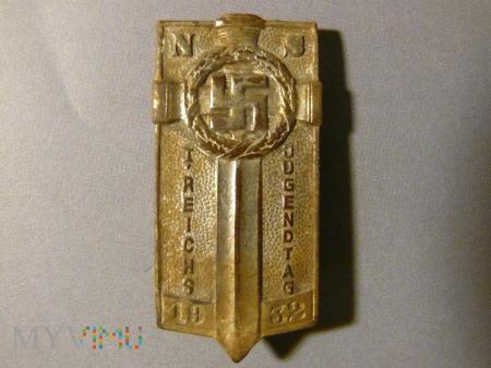 Odznaka jugendtag 1932