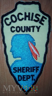 Cochise county sheriff