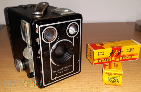 Brownie Six-20 Model D