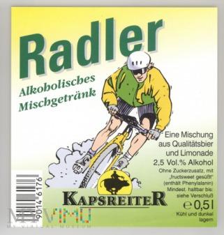 Kapsreiter Radler