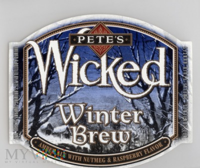 Petes Wicked Winter Brew