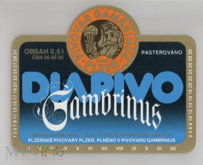 Gambrinus Dia Pivo