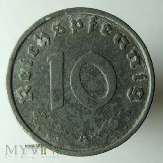 10 reichspfennig 1940 A