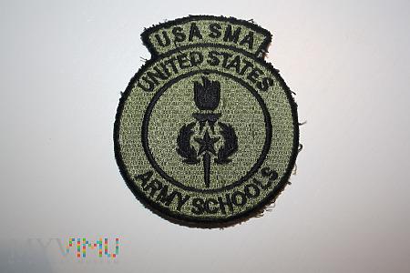 Duże zdjęcie Szkoła Sierżant Majorów USA