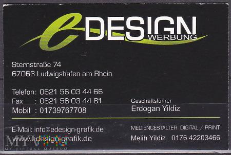 DESIGN WERBUNG
