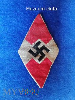 Bawełniana odznaka HJ
