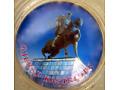 Magnes z pomnikiem Skanderbega w Kruji