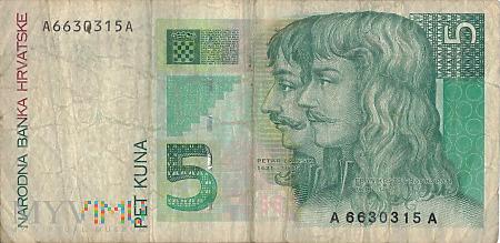 Chorwacja - 5 kun (1994)
