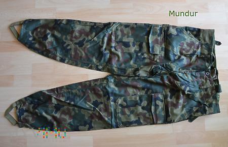 Mundur polowy SG - spodnie