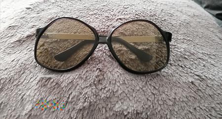 Okulary PRL