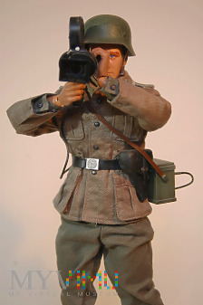 Unteroffizier z nieznanej jednostki PK.
