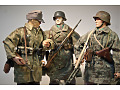 Sekcja MG z 16.Feld Division (L)- Normandia 1944.