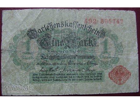 1 Marka - Niemcy