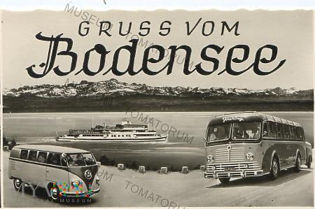 Pozdrowienia z nad Jeziora Bodeńskiego (Bodensee)