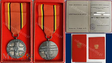 Medal Za Udział W Walkach O Berlin.
