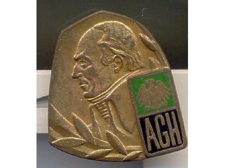 AGH-honorowa odznaka