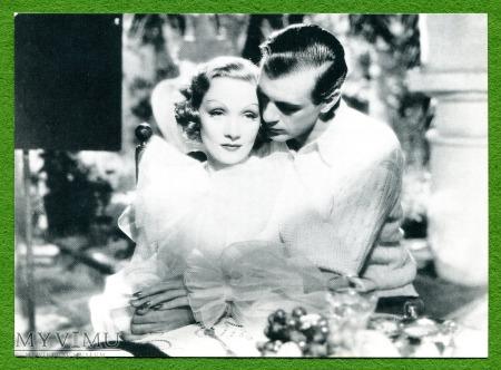 Marlene Dietrich i Gary Cooper 1936 DESIRE