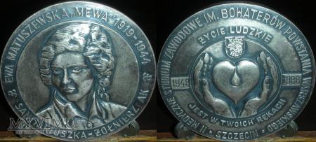 010.MEWA - Sanitariuszka Ewa Matuszewska 1919-1944