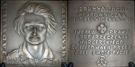 078. JAGA - Druhna Jadwiga Falkowska