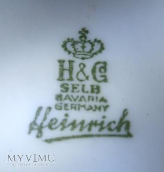 Duże zdjęcie Selb Bavaria kubek kantynowy