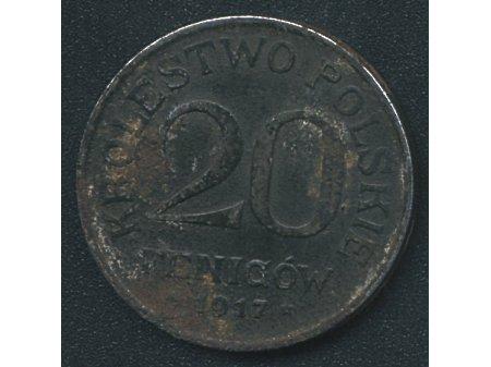10 fenigów 1917