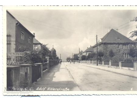 Adolf Hitlerstrasse [obecnie ulica M. Konopnickiej